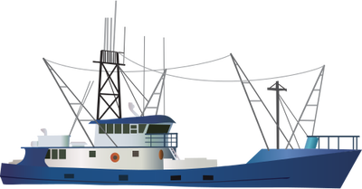 Large Commercial Fishing Boat Diagram Google Search Fishing Boats Boat Fish