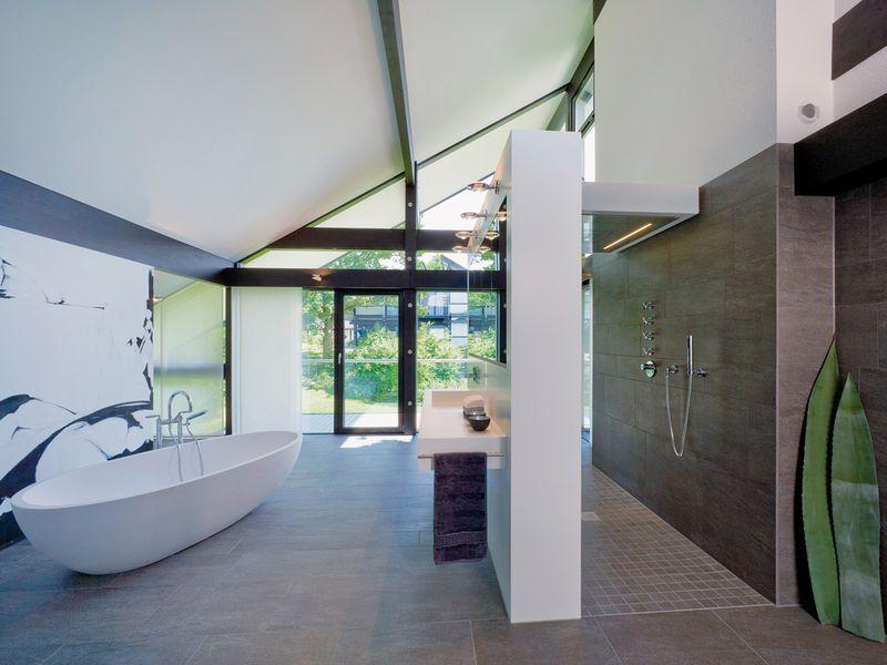 Badezimmer Fachwerk ~ Alt huf haus baeder c by huf haus badezimmer