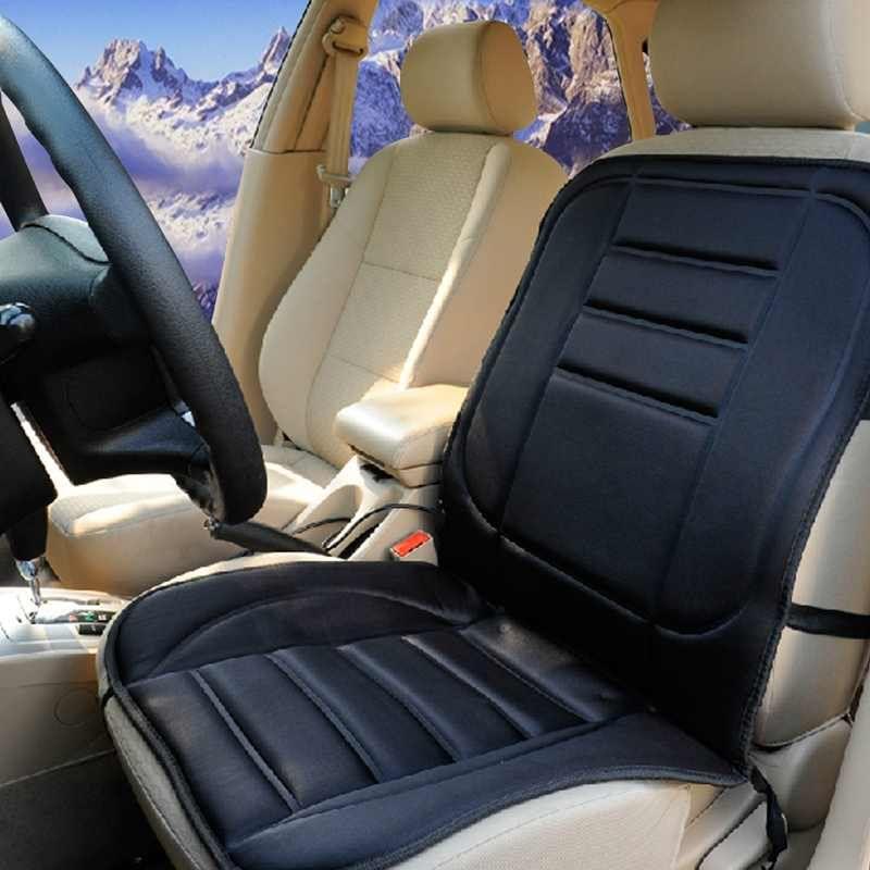 Hot Cover Auto 12V Heat Heating Warmer Padwinter Car