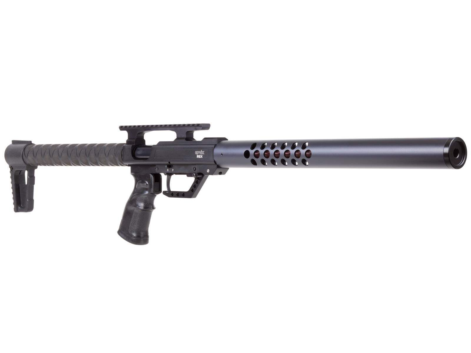 Pin On Air Guns