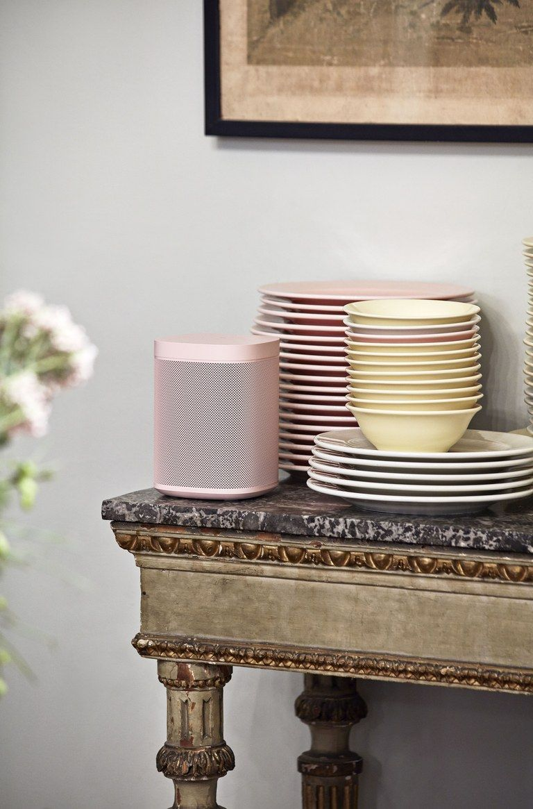 News You Can Use From Milan Design Week Sonos Sonos One Danish Furnishings