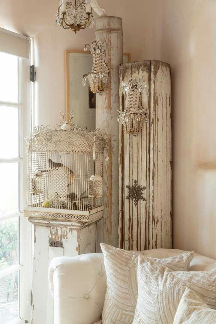Shabby Chic Bathrooms Diy Bathroom Decor Vintage Vignettes Cottage White Guest Room Style