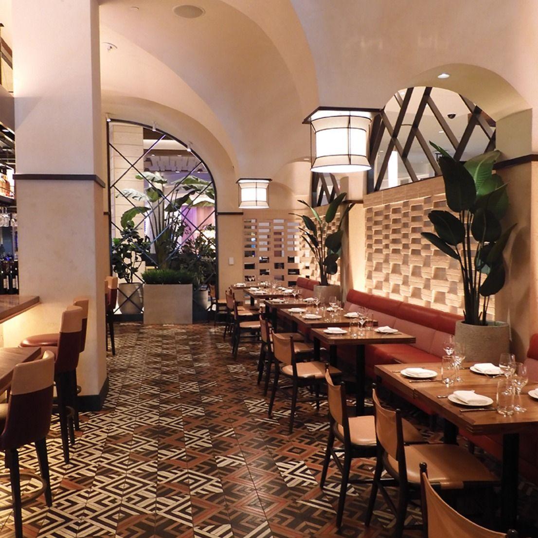 Bobby Flay's Shark Restaurant Las Vegas Plants Las vegas