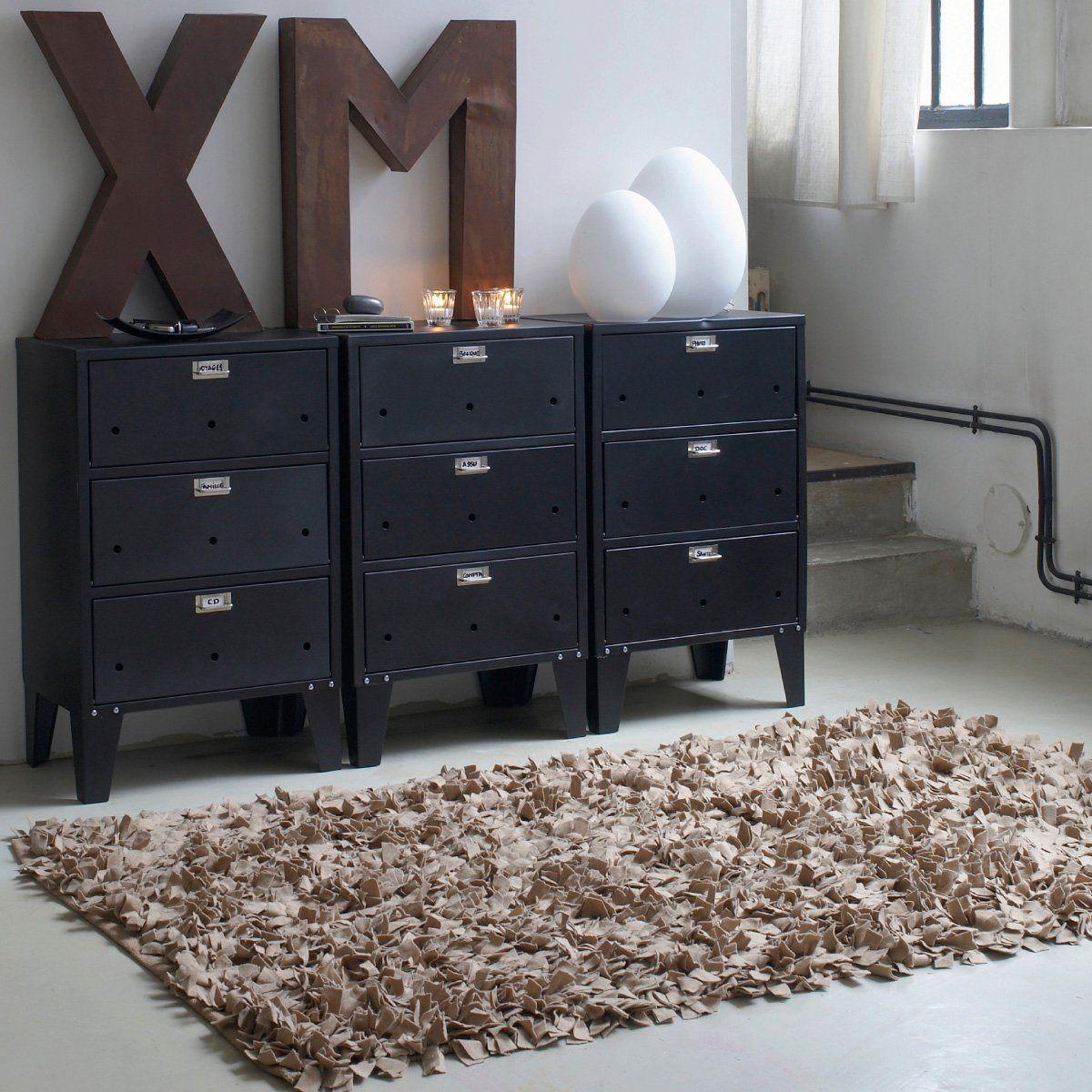 La Redoute Mode Francaise Meuble Metal Decoration Maison Decoration Interieure