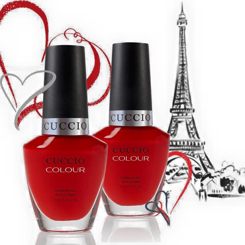 A Kiss In Paris Amazing Red Colour Thanks To Our Friends At