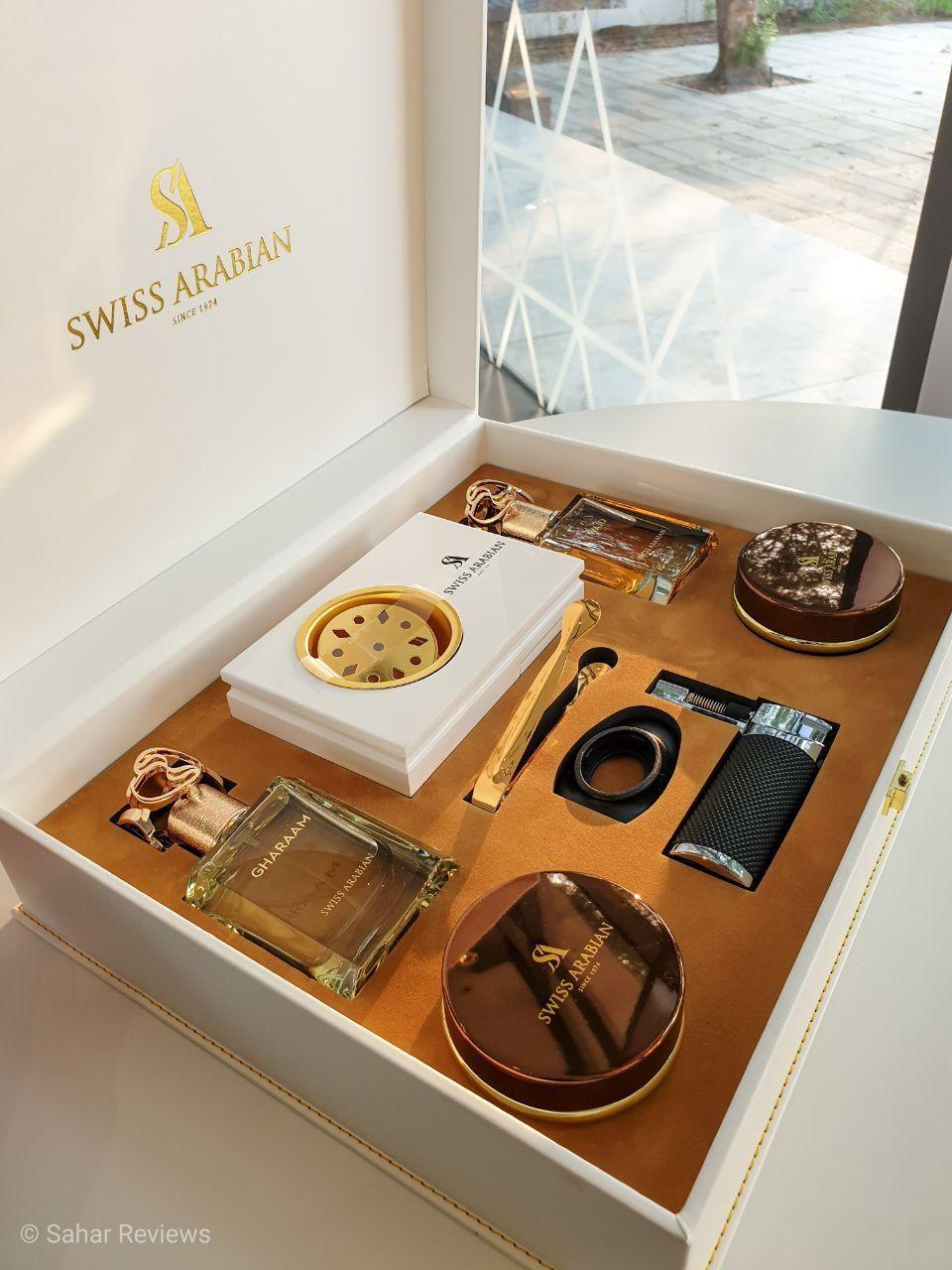 Swiss Arabian Bakhoor Perfumes