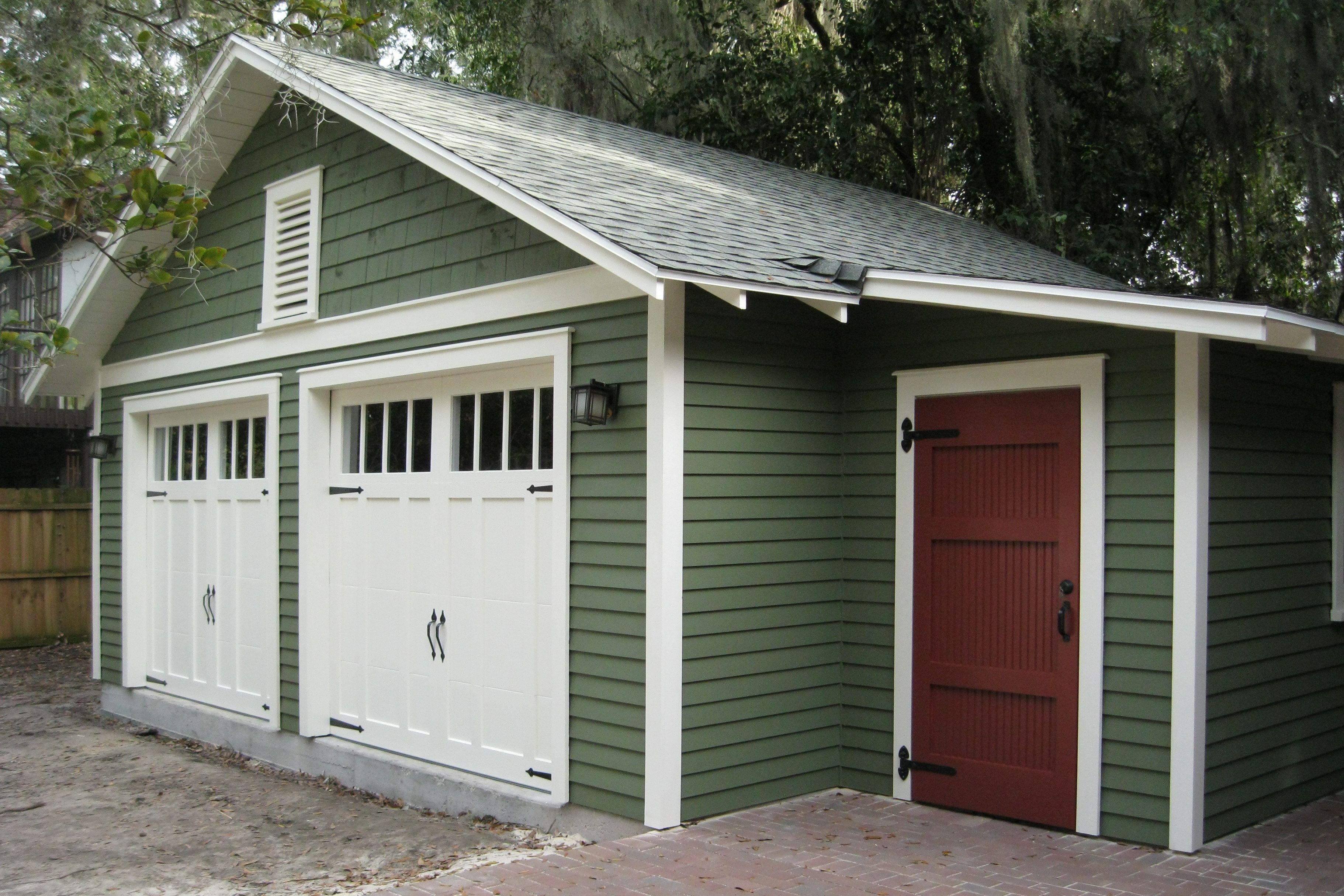 Store Historic Shed Garage Door Design Car Garage Craftsman Style House Plans