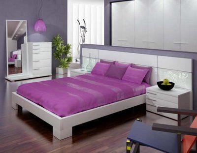 Decoración de Dormitorios Modernos para Jóvenes - Para Más ...