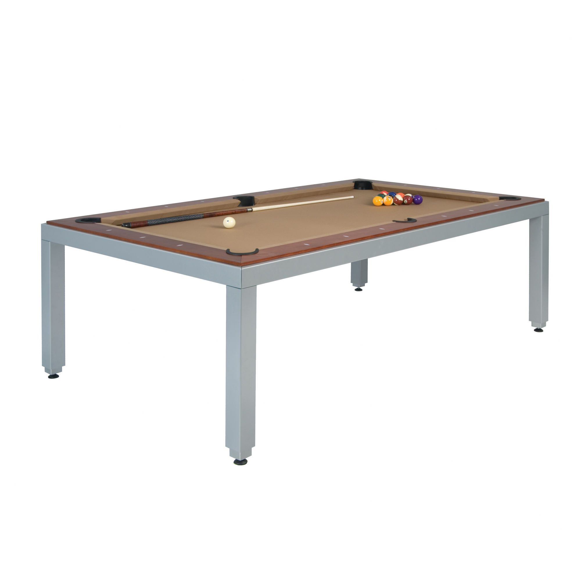 A Dining Table Which Turns Into A Pool Table Yeeeeeeeees