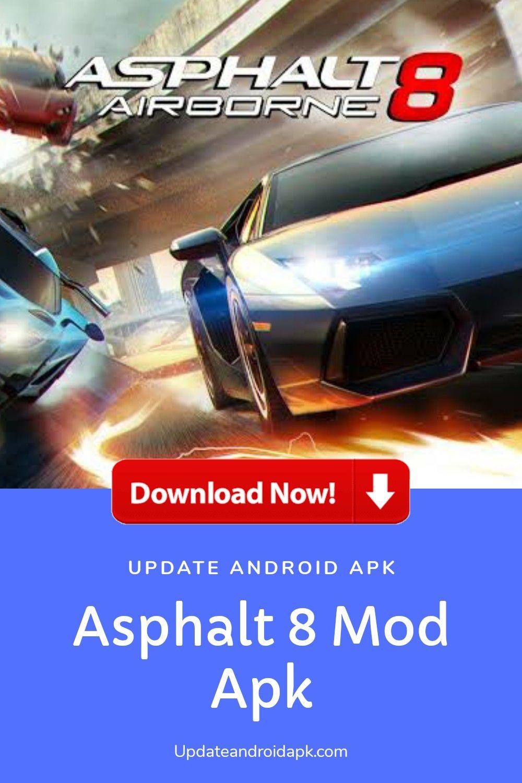 Asphalt 8 mod apk unlimited money and tokens asphalt