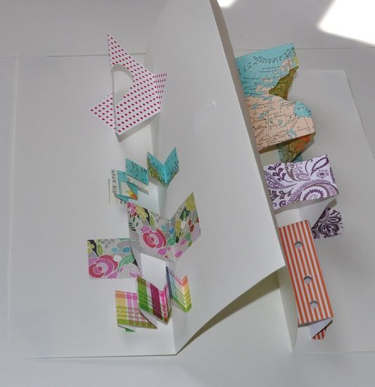 Art with Kids: Make a Simple Pop Up Book