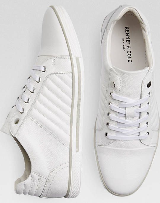 Buy a Kenneth Cole Cool Down White Sneakers and other Casual Shoes at Men s  Wearhouse. Browse the latest styles, brands and selection in men s clothing. 0eb49f0ea63
