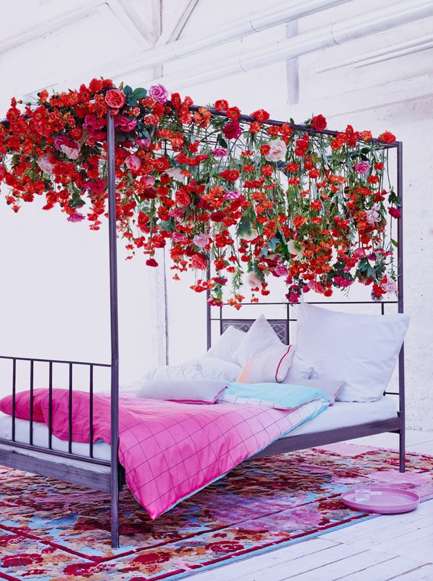ikea gj ra bed bloom may 2016 pinterest neues zuhause zuhause und neuer. Black Bedroom Furniture Sets. Home Design Ideas