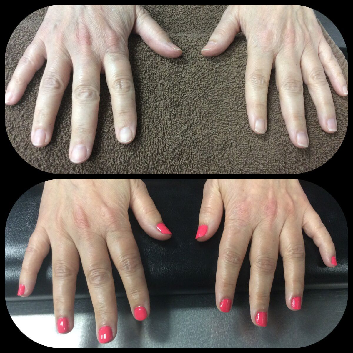 Manicure Opishine Evcc Cosmetology Beauty School Manicure