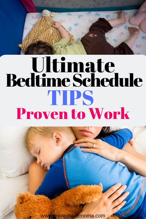 The Best Bedtime Routine For Your 3 Year Old Toddler