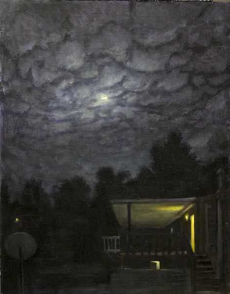 A Lonely Night by Warren Criswell