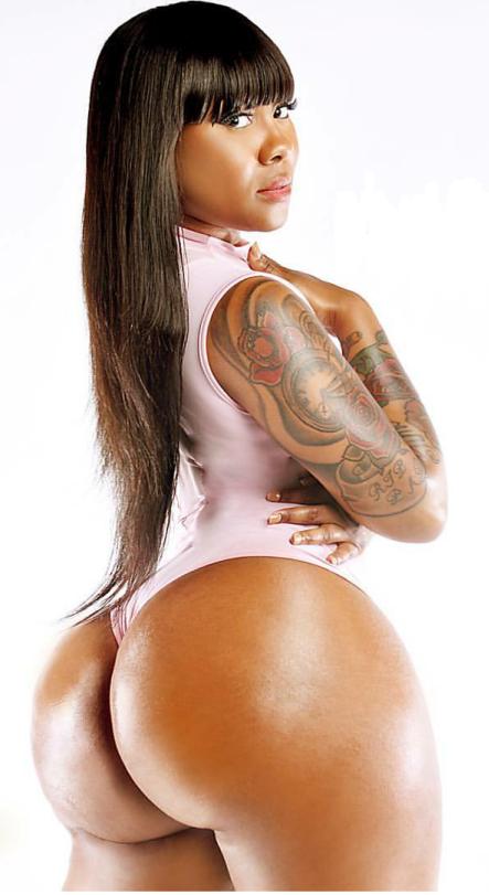 Black girl juicy ass