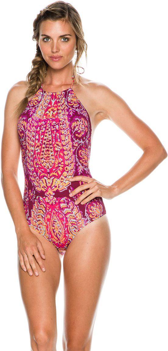 BILLABONG GYPSY DREAMIN ONE PIECE Summer Suits 7de6185a8