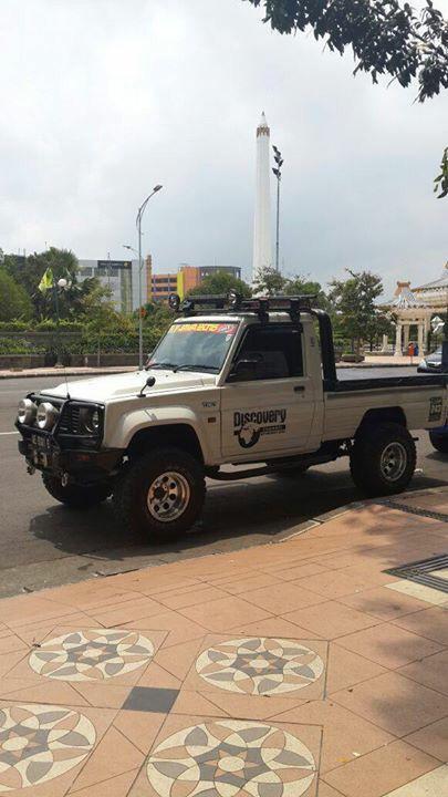 Daihatsu Rocky Daihatsu Taft Rocky Jeep 4x4