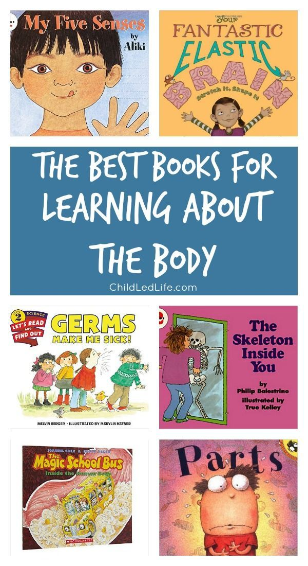 Best Books For Learning About The Body Books Kids Good Reads