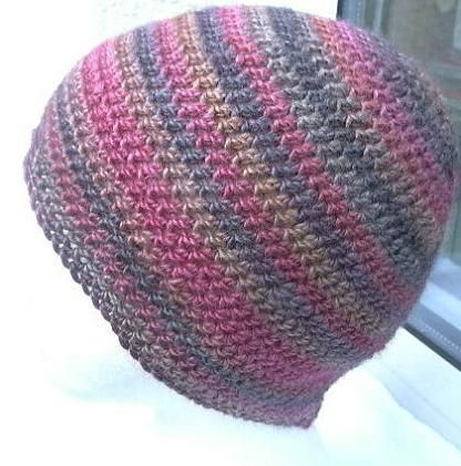 single crochet instructions beginners