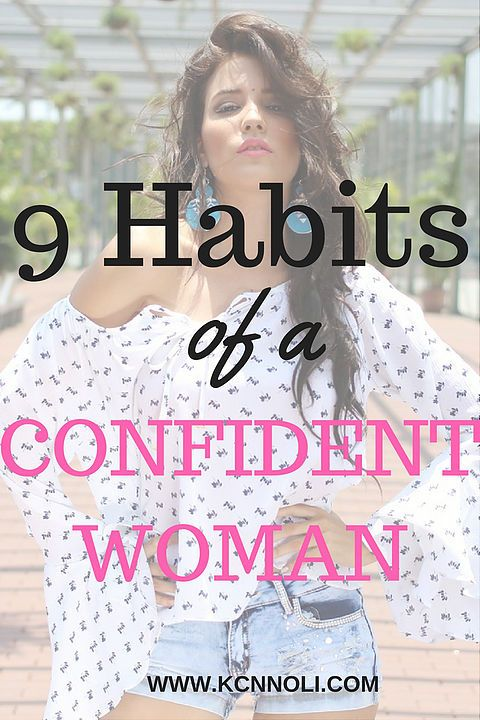 how to build self confidence women