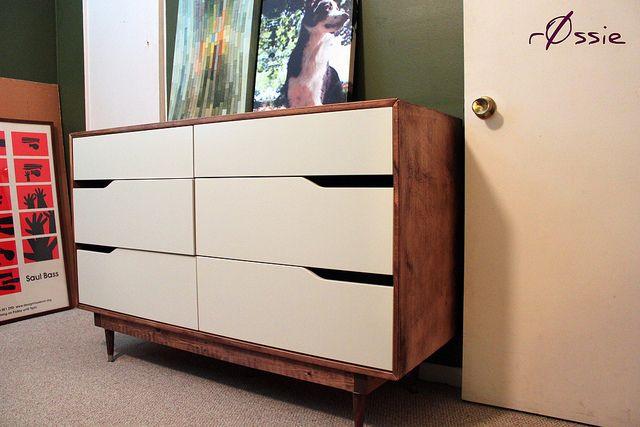 mandal dresser  At home  Ikea mandal bed Ikea hack