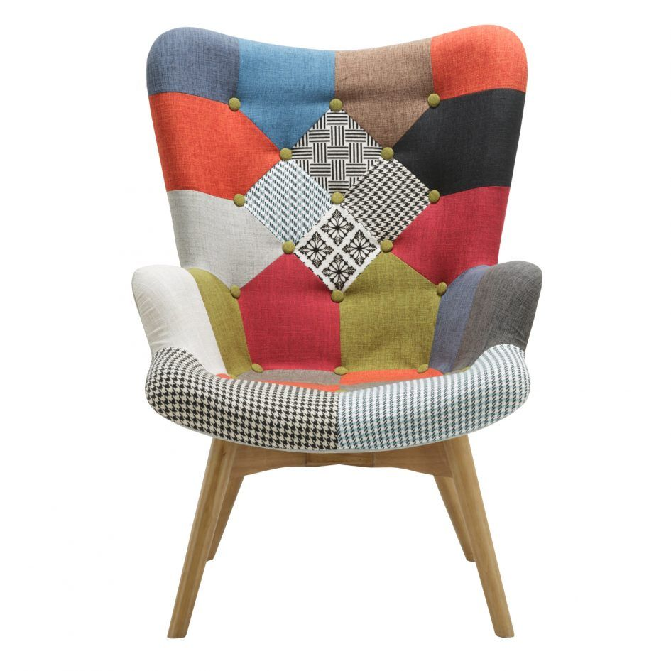 Http Transret Com Contemporary Patchwork Chairs Egg Chair Patchwork Bright Upholstered Chairs How To U Patchwork Chair Fabric Accent Chair Upholstered Chairs