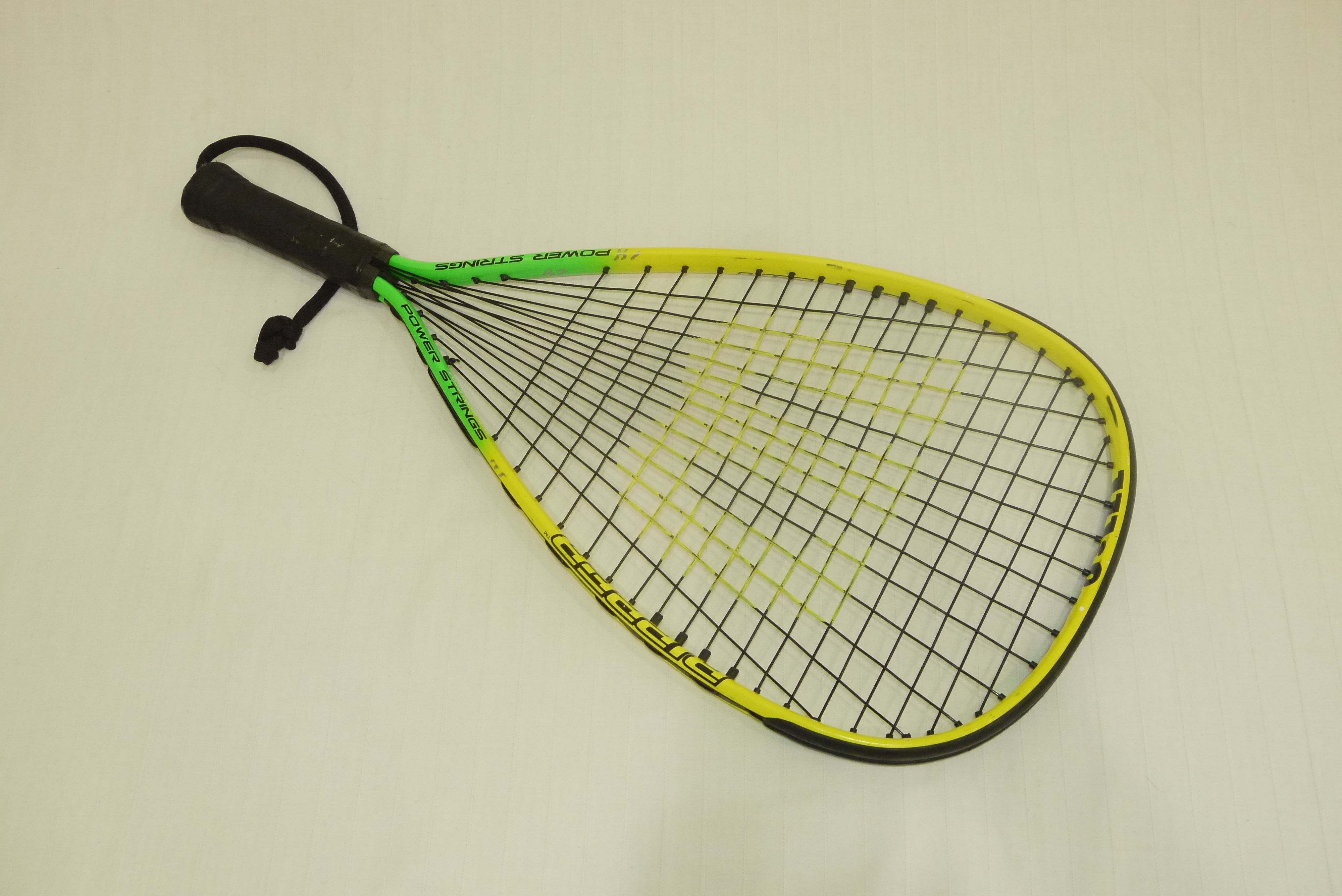 Racquetball racket. Racquetball, Rackets, Sports equipment