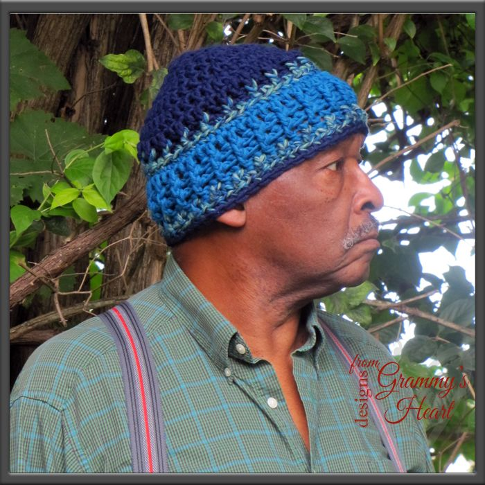 My Mountain Man Beanie: a Free to You Pattern @ Designs from ...