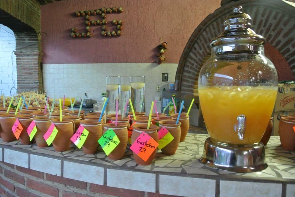 Estación de mimosas...