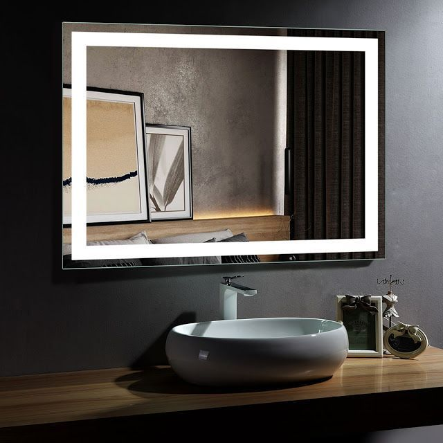 On-Trend Led Wall Mirrors From Decoraport USA! #ledmirror ...