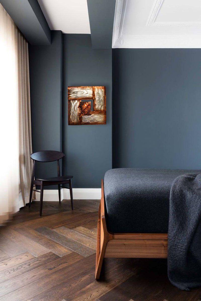 Матовая краска для стен в квартире фото