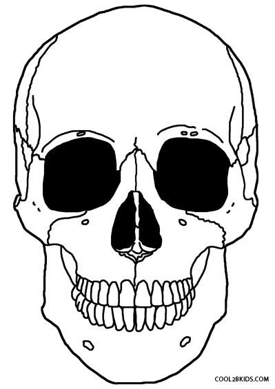 Printable Skeleton Coloring Pages For Kids | Cool2bKids ...