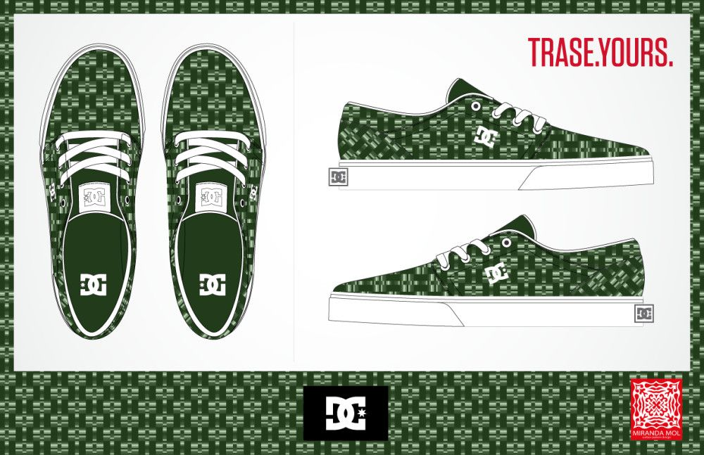 Green Power - Miranda Mol for Talenthouse DC shoe contest Time is there again...here my entry for Talenthouse DC shoes....pls some votes of you like...THANKS VERY MUCH!!!!!