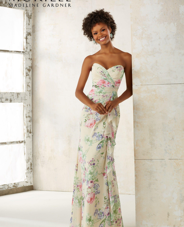 Pin by louise jensen on smukke kjoler pinterest mori lee