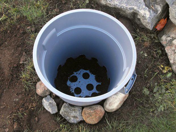 Backyard Organic Waste Digester Backyard Dog And Doggies