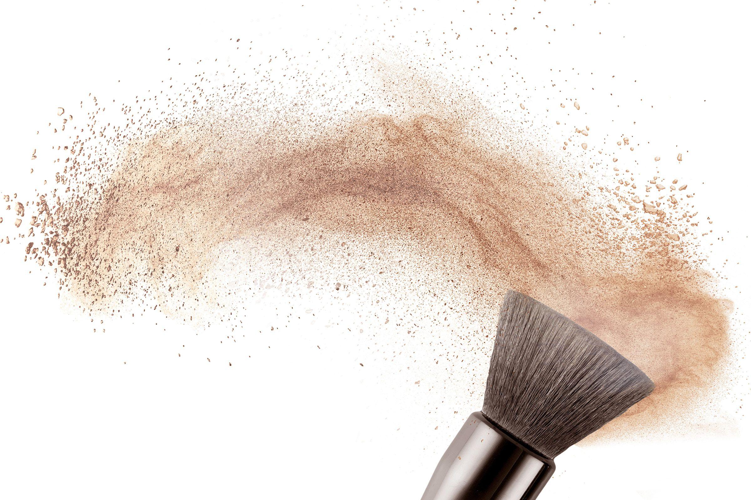 Image result for powder makeup art