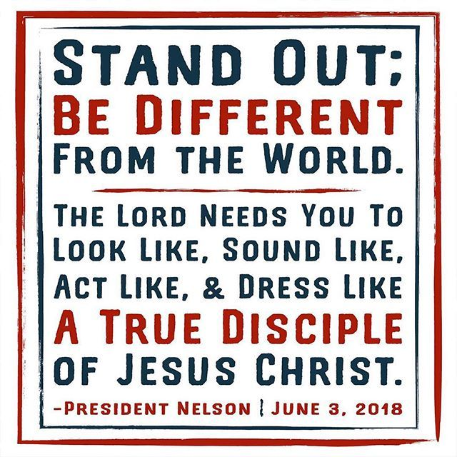 This is a graphic of Lively President Nelson Challenge Printable
