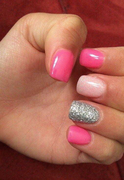 33 Short Nail Ideas For Summer 2019 Dip Gel Nails Dip Powder Nails Sns Nails Colors