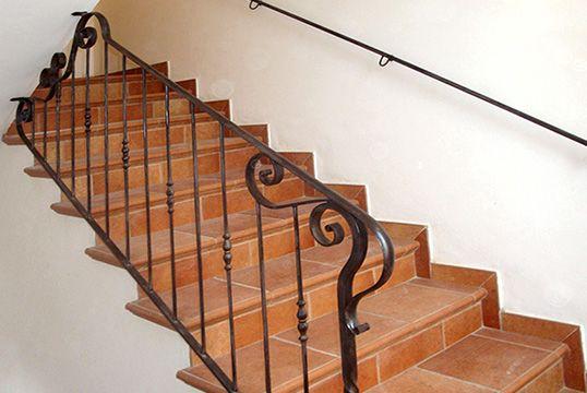 Image result for ringhiera da esterno in ferro battuto