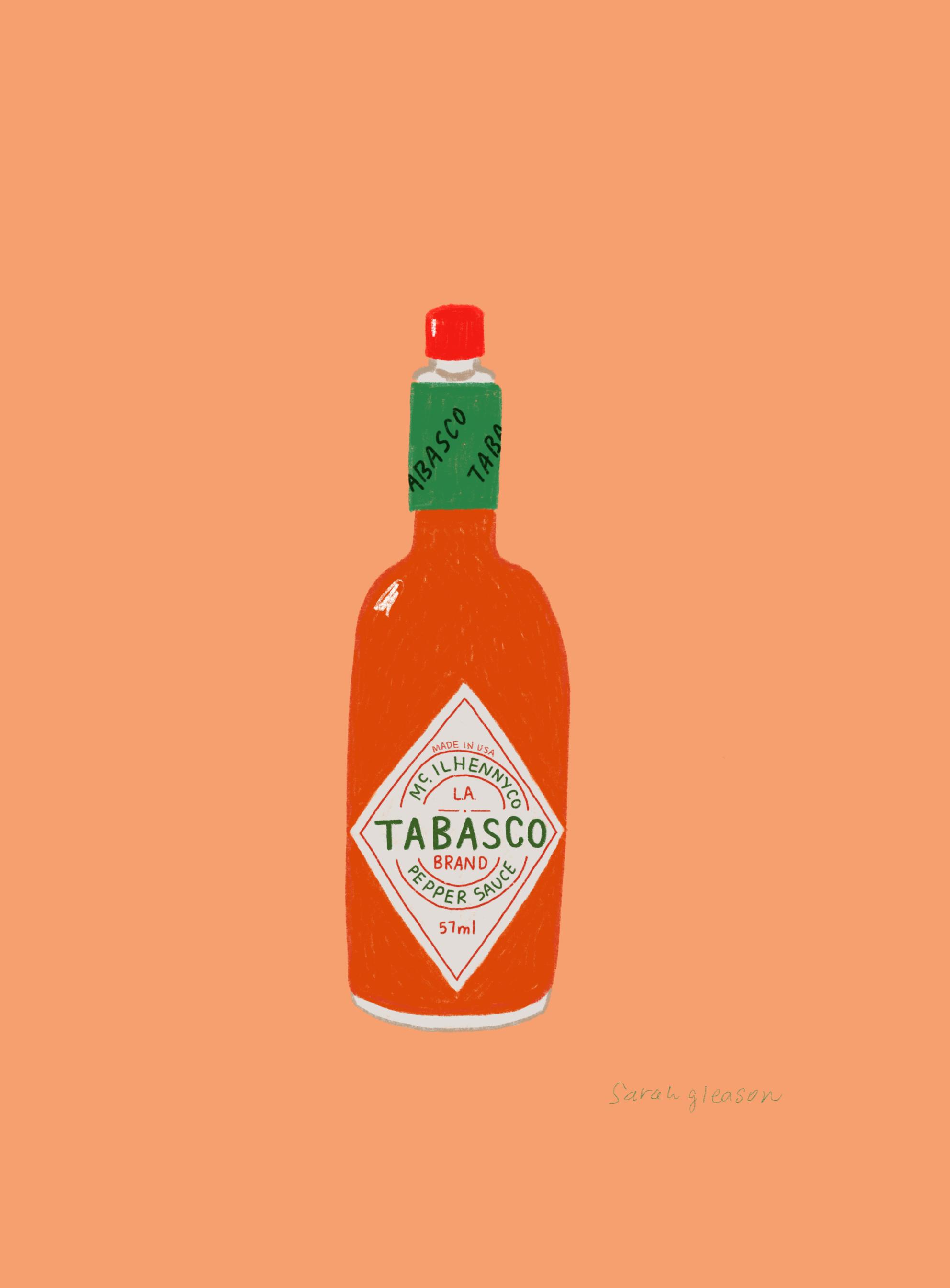 Tabasco Sauce Tabasco Tabasco Sauce Gleason