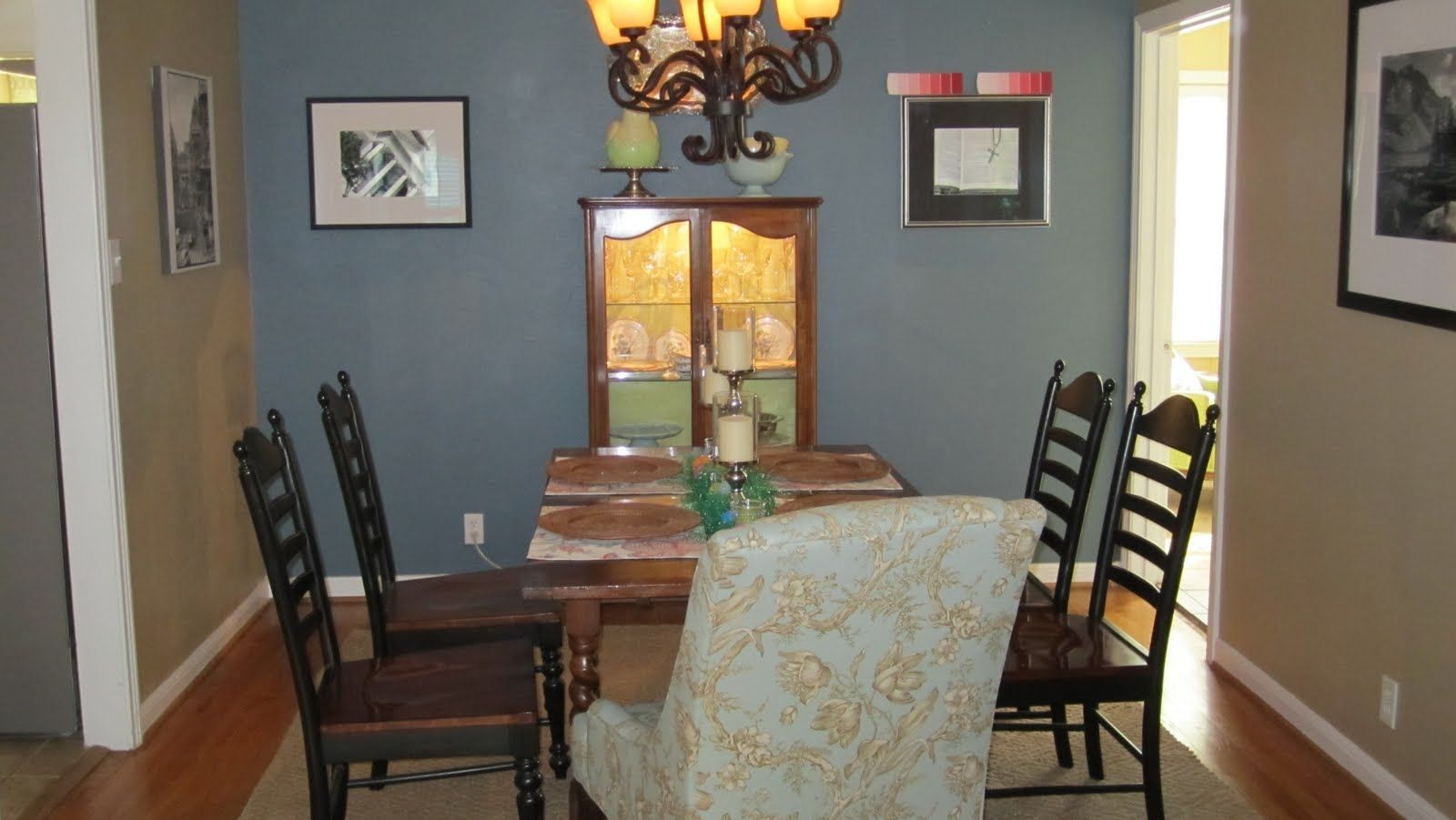 Dining Room Paint Ideas Green Picture of Home Design idvd.co