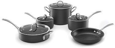 Calphalon Commercial 9 Piece Cookware Set Sam S Club Get