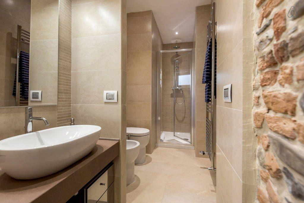 Pin by Gwen Swanson on : Best of Airbnb : | Loft bathroom ...