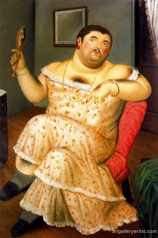 Fernando Botero Paintings Art Gallery Pictures Fernando Botero Pinturas De Fernando Botero Cuadros De Botero