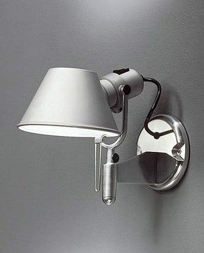Tolomeo Wall Spot Wall Sconce For Bedside Lamp Contemporary Wall Lamp Wall Lamp Metal Wall Light