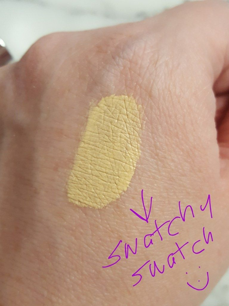 5c579e9ee1c Swatch of Revlon PhotoReady Candid Concealer in the shade Light | We ...