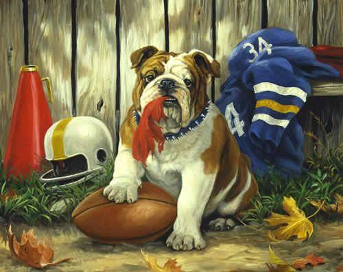 bulldog Dog jigsaw puzzles, Dogs, Dog books
