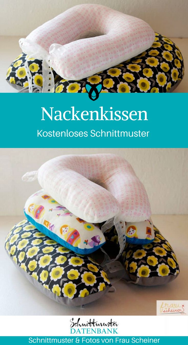 Photo of Nackenkissen in drei Größen